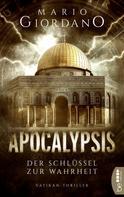 Mario Giordano: Apocalypsis - Der Schlüssel zur Wahrheit ★★★★