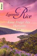 Luanne Rice: Eine Frage des Herzens ★★★★