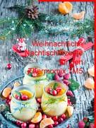 Johanna Gerblich: Weihnachtliche Nachtischrezepte für den Thermomix TM5 ★★★