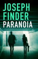 Joseph Finder: Paranoia ★★★★★