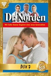 Dr. Norden Jubiläumsbox 7 – Arztroman - E-Book 1042-1047