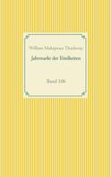 William Makepeace Thackeray: Jahrmarkt der Eitelkeiten