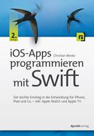 Christian Bleske: iOS-Apps programmieren mit Swift ★★