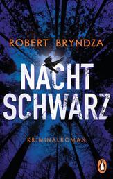 Nachtschwarz - Kriminalroman
