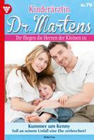 Britta Frey: Kinderärztin Dr. Martens 79 – Arztroman