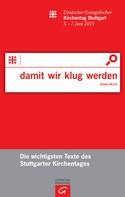 Silke Lechner: damit wir klug werden (Ps 90,12)