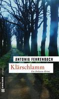 Antonia Fehrenbach: Klärschlamm ★★★