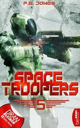 Space Troopers - Folge 5 - Die Falle