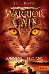Warrior Cats - Die neue Prophezeiung. Sonnenuntergang - II,6