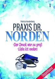 Praxis Dr. Norden Doppelband 1 – Arztroman - Praxis Dr. Norden