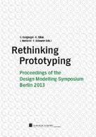 Christoph Gengnagel: Rethinking Prototyping