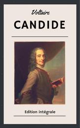 Candide - Edition intégrale