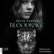 Bloodrage - Blood Destiny - Mackenzie-Smith-Serie, Band 3 (Ungekürzt)