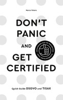 Marco Peters: Don´t Panic and Get Certified