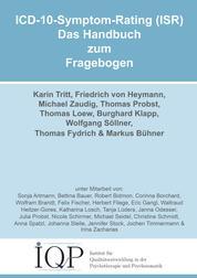 ICD-10-Symptom-Rating (ISR) - Das Handbuch zum Fragebogen