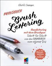 Praxisbuch Brush Lettering - Handlettering mit dem Brushpen.Schritt für Schritt von den Grundlagen zum eigenen Stil