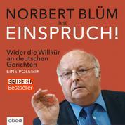 Einspruch! - Wider die Willkür an deutschen Gerichten. Eine Polemik