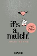 Julia Heyne: It's a Match! ★★★★★