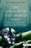 Reinhard Wolters: Die Schlacht im Teutoburger Wald ★★★★
