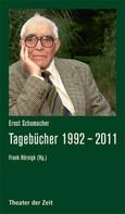 Ernst Schumacher: Ernst Schumacher
