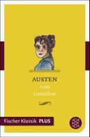 Michael Adrian: Austen zum Genießen ★★★★