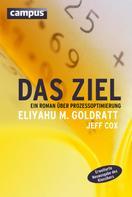 Eliyahu M. Goldratt: Das Ziel ★★★★