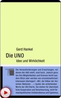 Gerd Hankel: Die UNO