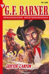 G.F. Barner 184 – Western - Geister-Canyon