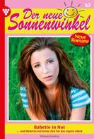 Michaela Dornberg: Der neue Sonnenwinkel 67 – Familienroman ★★★★★