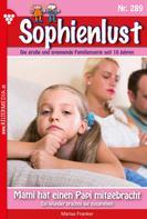 Marisa Frank: Sophienlust 289 – Familienroman ★★★★★