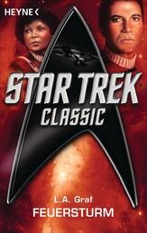 Star Trek - Classic: Feuersturm - Roman