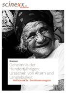 Nadja Podbregar: Das Geheimnis der Hundertjährigen ★★★
