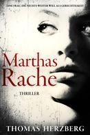 Thomas Herzberg: Marthas Rache ★★★★