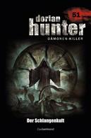 Peter Morlar: Dorian Hunter 51 – Der Schlangenkult