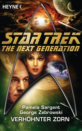 Star Trek - The Next Generation: Verhöhnter Zorn - Roman