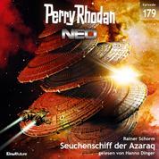 Perry Rhodan Neo 179: Seuchenschiff der Azaraq - Staffel: Die Blues