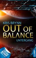 Kris Brynn: Out of Balance - Untergang ★★