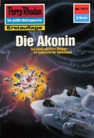Robert Feldhoff: Perry Rhodan 1617: Die Akonin ★★★★★