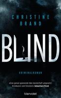 Christine Brand: Blind ★★★★