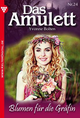 Das Amulett 24 – Liebesroman