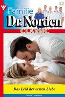 Patricia Vandenberg: Familie Dr. Norden Classic 22 – Arztroman
