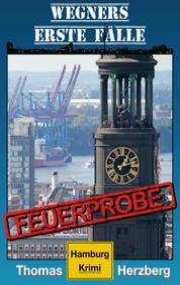 Feuerprobe (Wegners erste Fälle) - Hamburg Krimi