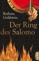 Barbara Goldstein: Der Ring des Salomo ★★★★