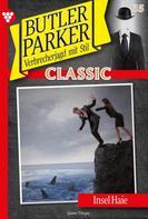 Günter Dönges: Butler Parker Classic 35 – Kriminalroman
