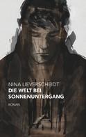 Nina Lieverscheidt: Die Welt bei Sonnenuntergang