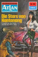 H. G. Francis: Atlan 165: Die Stars von Kantanong ★★★★★