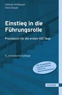 Helmut Hofbauer: Einstieg in die Führungsrolle ★★★★