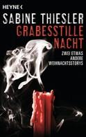 Sabine Thiesler: Grabesstille Nacht ★★★