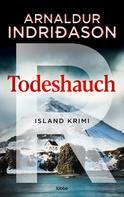 Arnaldur Indriðason: Todeshauch ★★★★