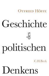 Geschichte des politischen Denkens - Zwölf Porträts und acht Miniaturen